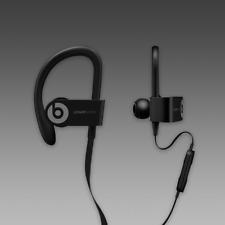 Beats Powerbeats 3 Wireless Ear-Hook Headphones   Genuine Apple   Black