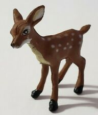 PUPPY IN MY POCKET 1997 TOPPS BABY WILD ANIMALS LIGHTFOOT #10 DEER FAWN BROWN