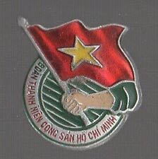 badge / Ho Chi Minh (Union révolutionnaire)