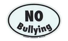 Magnetic Bumper Sticker - Stop Bullying (Anti Bully Campaign) - Awareness Magnet