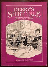 Derry gefunden die Shirt Tale McCarter Londonderry Irland Shirt Factory