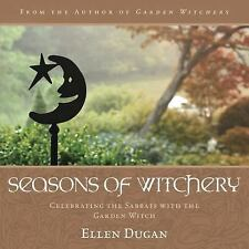 Seasons of Witchery Book ~ Wiccan Pagan Witchcraft Supply