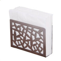 Stainless Steel Napkin Holder Paper Dispenser Tissue Rack Dining Table Decor For Sale Online Ebay