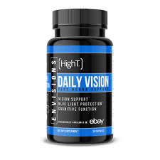 High T Envision: Daily Vision - Blue Light Protection Energy and Mood