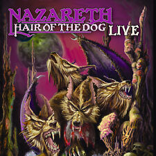 CD Nazareth Live Hair Of The Dog