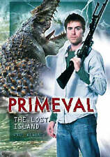 Primeval The Lost Island, Kearney, Paul, Good Book