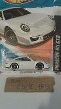 HOT WHEELS PORCHE 911 GT2 NIGHTBURNERZ '11 White  VHTF