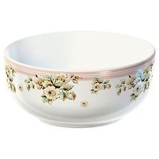 Porcelain Floral Serving Bowls
