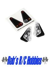 Traxxas TRX-4 8014 Tail light housing (2)/ lens (2)/ decals (left & right)