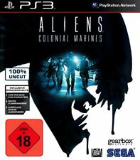 PS3 / Sony Playstation 3 Spiel - Aliens:Colonial Marines (OVP)(USK18) NEUWARE