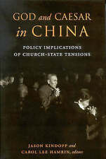 NEW God and Caesar in China: Policy Implications of Church-State Tensions