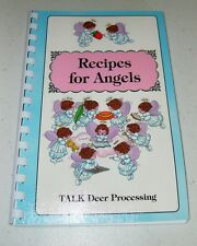 Recipes For Angels Cookbook with Venison Breast Cancer Awareness Donation