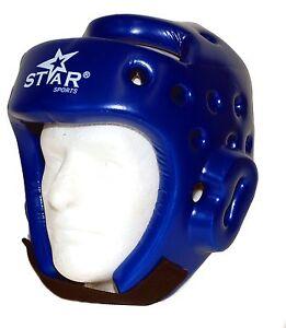 Quality New Taekwondo TKD Kickboxing Helmet Head Gear Guard Protector XS-XL