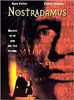 Nostradamus (DVD, 2001) Brand New & Factory Sealed! VERY RARE!