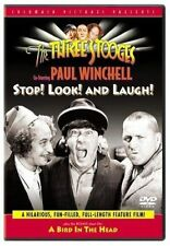 Three Stooges Stop LOOK and Laugh Watched Once Region 1 UPC 043396078796