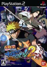 Used PS2 Naruto Shippuden Narutimate Accel 2 Japan Import (Free Shipping)、