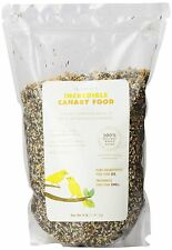 Dr. Harvey`s Incredible Blend Natural Food for Canaries, 4-Pound Bag , New, Free