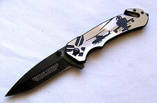 Navaja Apache vietnam veteran helicópteros Army discos Hammer Knife