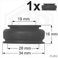 Ball joint rubber boot dust cover universal 1 x 19x28x16 track rod end Car Van