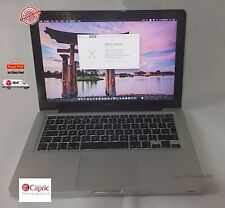 "Apple MacBook Pro 13"" Core i7 2.9Ghz 8GB Ram 750GB HDD (mediados de 2012) A1278"