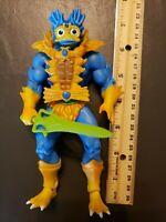 Merman figure Masters of the Universe Classics MOTUC blue