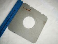 Copal 3 Lens board 165mm