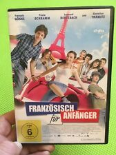 Franzosisch Fur Anfanger(French For Beginners) German Teen Rom(R2 DVD)Subtitles