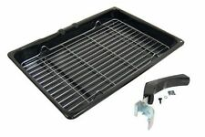 Genuine Hotpoint Grill Pan Complete With Handle C00149134