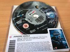 Jurassic World DVD - Disk Only