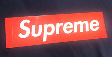 2 Random Supreme Box Logo Stickers 5 Pack 100/% Brand New 100/% Authentic