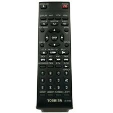 Genuine Toshiba DVD Player Remote Control SE-R0168 Tested Works