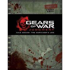 Gears of War: Judgment: Kilo Squad: The Survivor's Log by Rob Auten (Hardback, 2014)