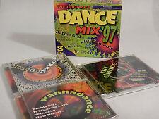 3 CD Ultimate Dance Mix '97 Countdown Dance Masters Da Dip Wannabe Cosmic Girl