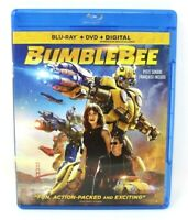 Bumblebee (Bilingual) Blu-ray + DVD (2018) REGION FREE BLU-RAY