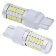 7440 Reverse 7443 2x Backup W21w 33smd Bright Canbus T20 Dome 5630 Led Car Bulb