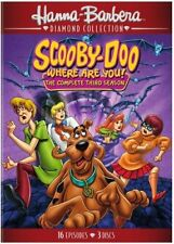 SCOOBY DOO Where Are You? Complete 3rd Season Series 3 R1 DVD Diamond Collection
