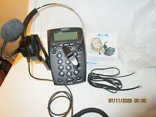 AGPtek Call Canter Dialpad Headset Telephone