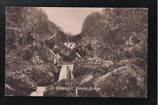 L@@K  In Ravensgill Pateley Bridge 1900's ? Postcard ~ GOOD QUALITY CARD