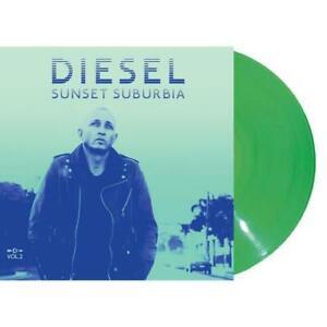 DIESEL Sunset Suburbia Vol II Green Vinyl Ep Record NEW Sealed