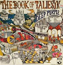 Deep PURPLE the book of taliesyn VINILE EXCELLENT + | LP album GERMANY 1974 UC GAT