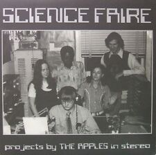 """Apples In Stereo Science Faire 3x 7"""" Vinyl Record non lp song neutral milk hotel"""