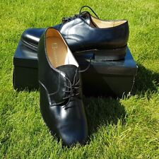 Vintage Benchmark by Jarman Mens Shoes Size 10 5E Lace Up Made in Canada
