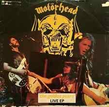 "Motorhead-The golden years live ep (12"") (G -/F +)"