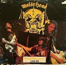 "MOTORHEAD - The Golden Years Live EP (12"") (G-/F+)"