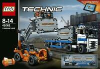 LEGO 42062 CAMION MULETTO  ® TECHNIC Container - Transport - ►NEW◄ PERFECT MISB