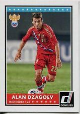 Donruss soccer 2015 var. tarjeta base #48 Alan Dzagoev