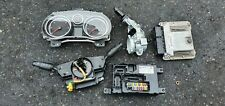 Vauxhall Corsa D 2011 1.3 CDTI Ignition barrel key transponder engine ecu kit