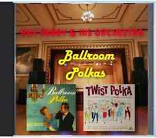MZ 162 - Ray Henry & His Orchestra -  Ballroom Polkas - POLKA CD