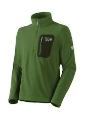Mountain Hardwear Micro Grid Zip T - Men's Medium - NEW WITH TAGS