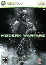 Call of Duty: Modern Warfare 2 - Hardened Edition (Microsoft Xbox 360, 2009) CIB